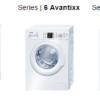Маркировка стиральных машин Bosch: расшифровка обозначений