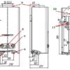 Устройство газовой колонки и схема, принцип работы