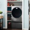 Новые машинки Whirlpool, которые стирают и сушат «по-умному»