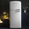 Новые холодильники SMEG: ретро снаружи, современные внутри