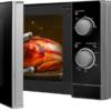 Что такое гриль для микроволновой печи, как выбрать модель для кухни