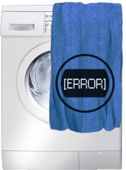 Ошибки в стиральных машинах Бломберг