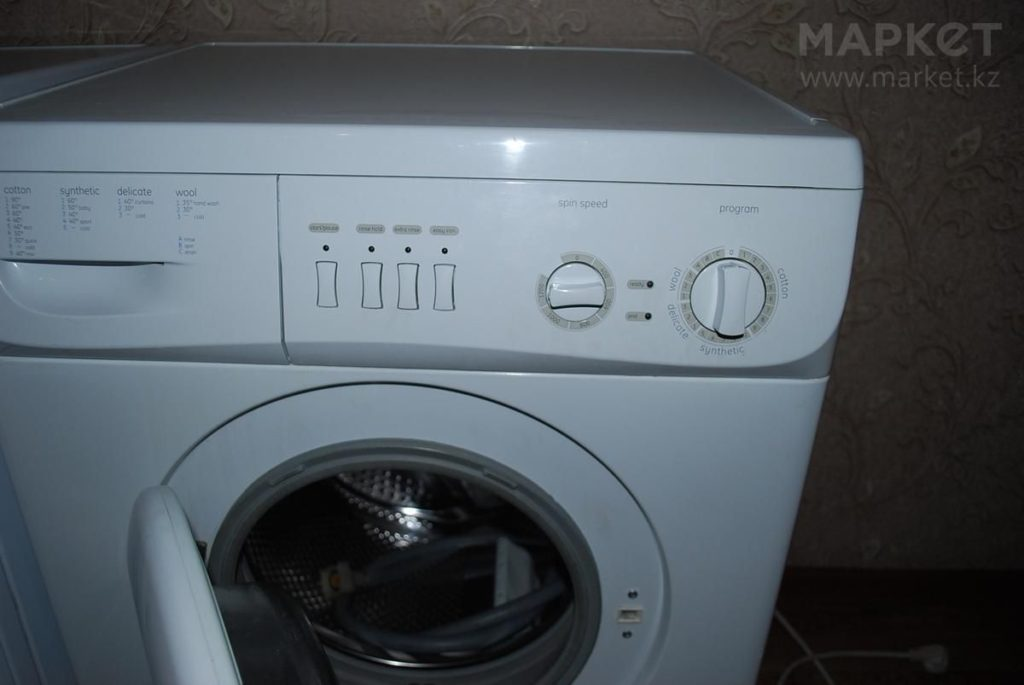Ошибки в стиральных машинах Дженерал Электрик