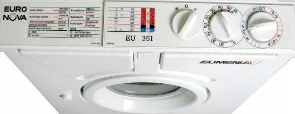 Ошибки в стиральной машине Евронова