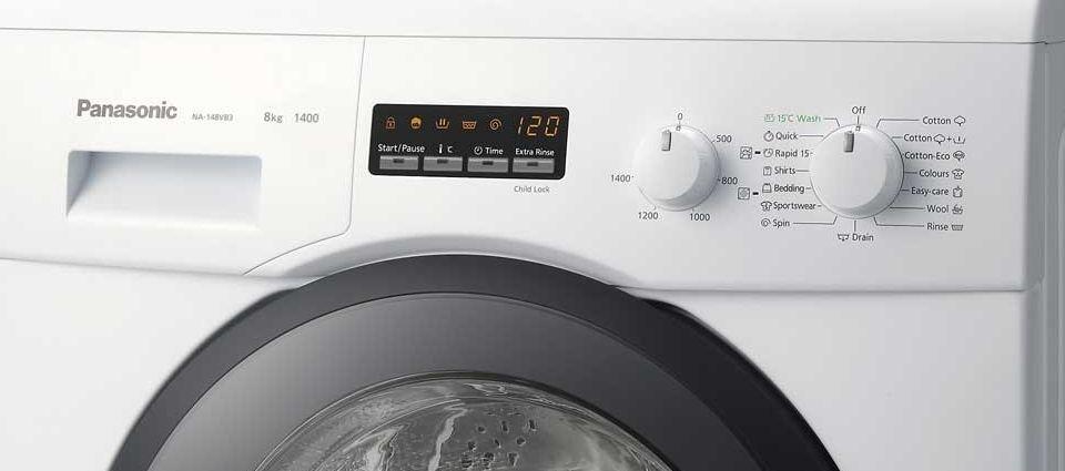 Ошибки в стиральных машинах Панасоник
