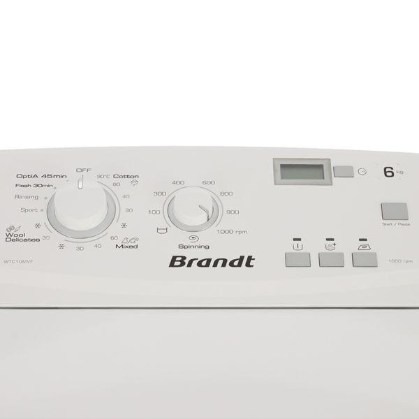 Инструкция стиральной машинки brandt