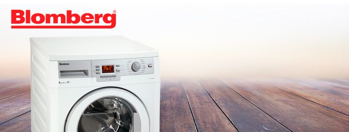 Ошибки в стиральных машинах Бломеберг
