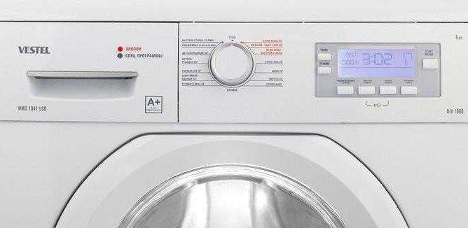 Неисправности стиральных машин Вестел (Vestel)