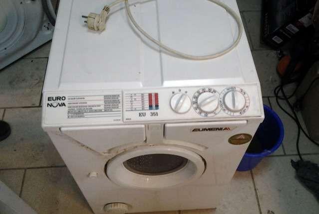 Неисправности стиральных машин Евронова