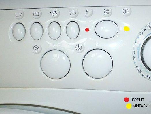 Ошибка F01, F1 в стиральной машине Аристон