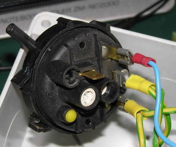 Ошибка F04 в стиральной машине Аристон