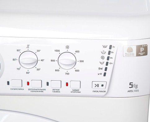 Ошибка F09 в стиральной машине Аристон