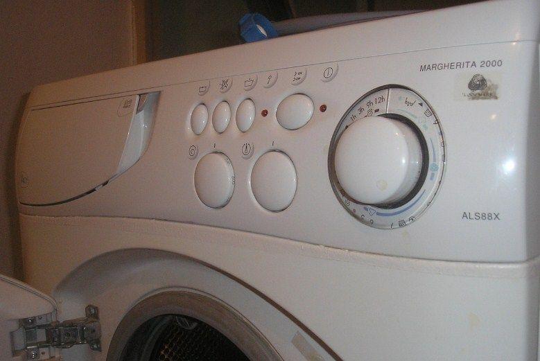 Ошибка F13, F14, F15 в стиральной машине Аристон