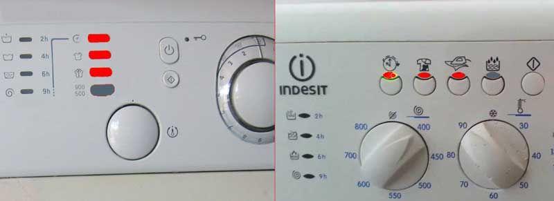 Ошибка F13 в стиральной машине Индезит