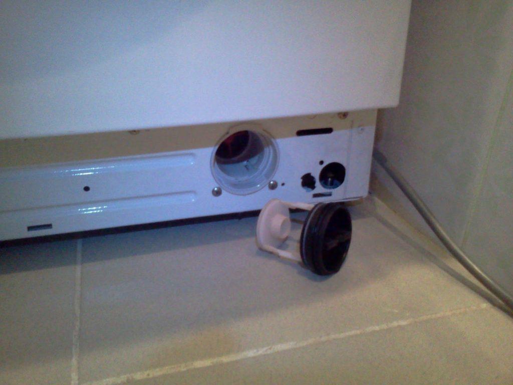 Ошибка F05 в стиральной машине Индезит