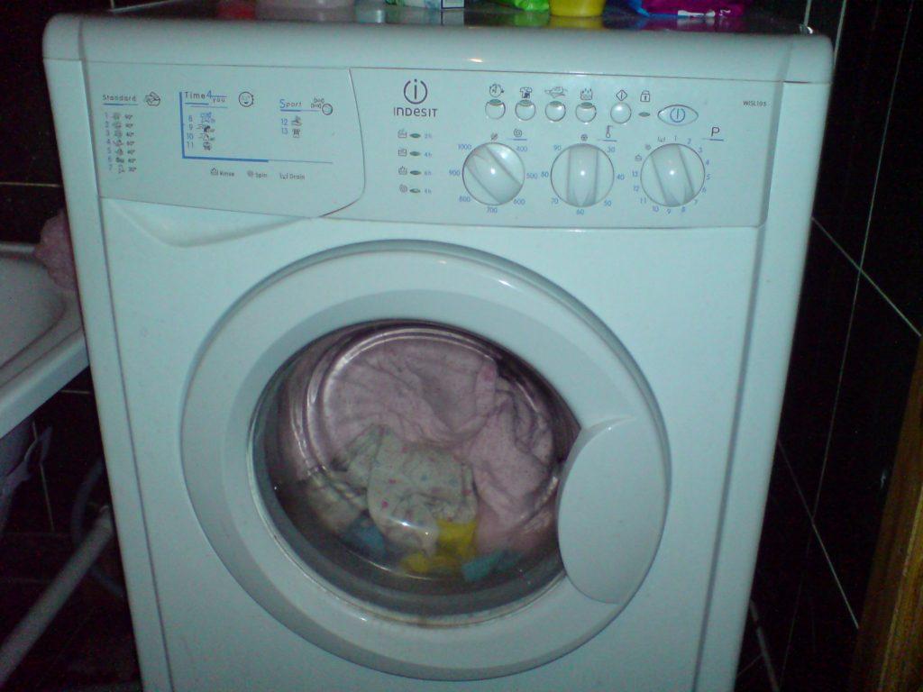 Ошибка F08 в стиральной машине Индезит