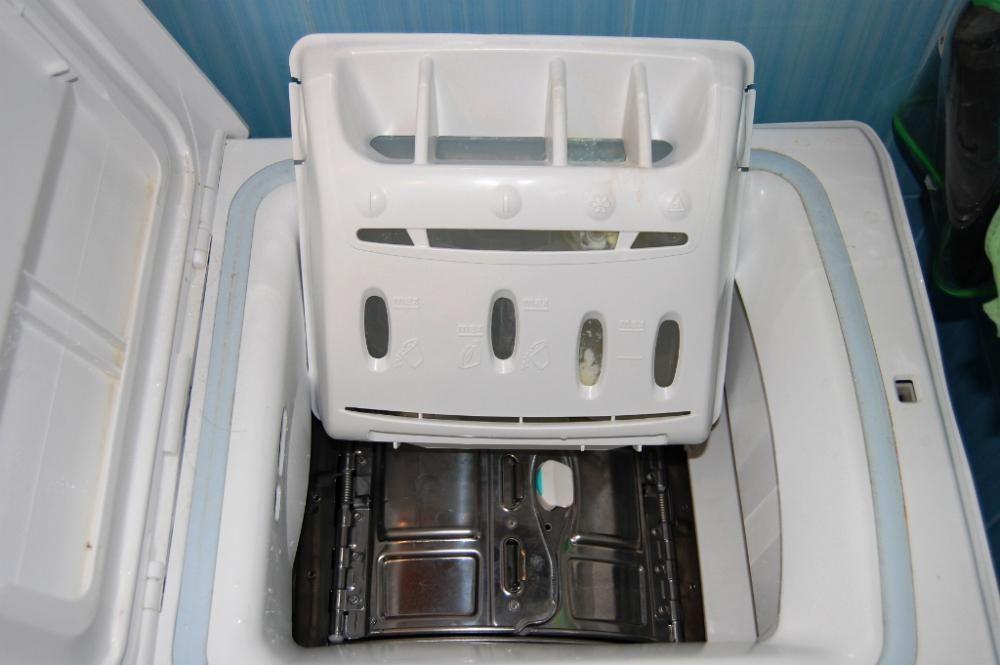 Ошибка F16 в стиральной машине Индезит