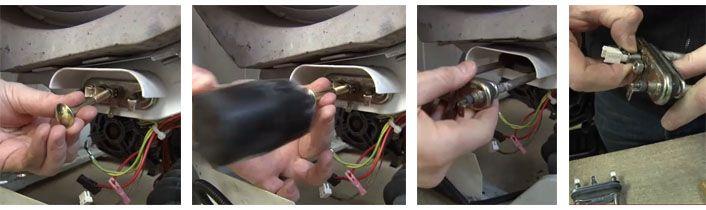 Ремонт стиральных машин Дженерал Электрик своими руками