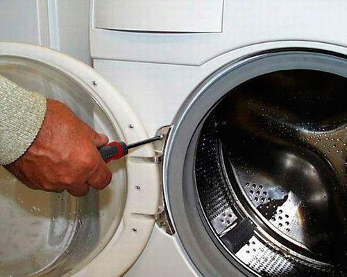 Неисправности в стиральных машинах Хайер