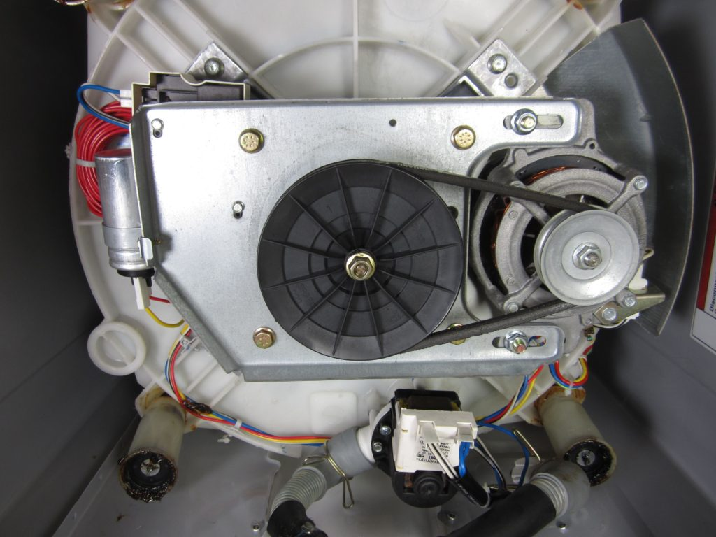 Ошибка F01 в стиральной машине Индезит