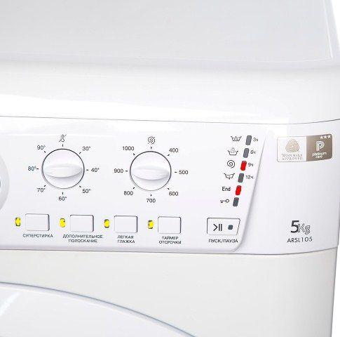 Ошибка F10 в стиральной машине Аристон