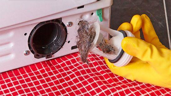 Ошибка F18 в стиральной машине Бош