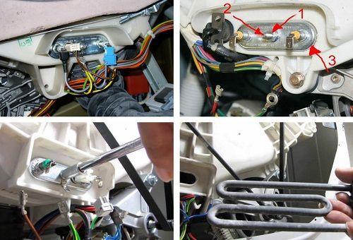 Ошибка F22 в стиральной машине Бош