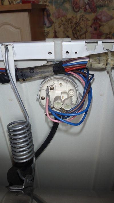 Ошибка F26 в стиральной машине Бош