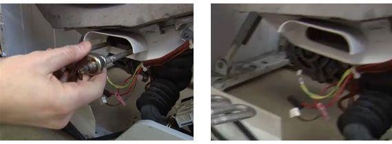 Ошибка F43 в стиральной машине Бош