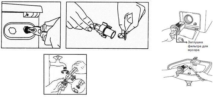 Устраняем поломки СМ Ардо своими руками
