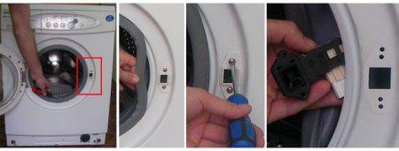 Ошибка F01 в стиральной машине Бош