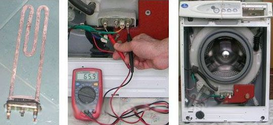 Ошибка F07 в стиральной машине Аристон