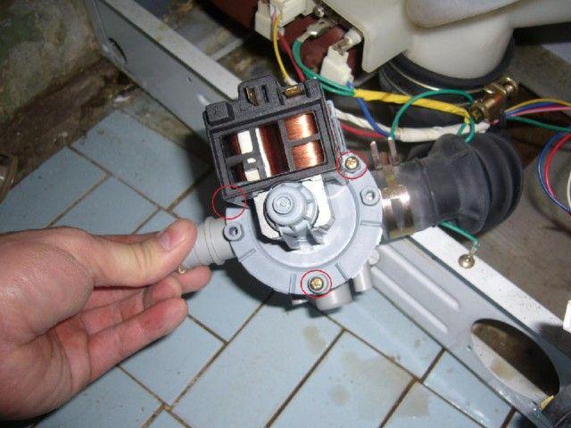 Ошибка F11 в стиральной машине Индезит