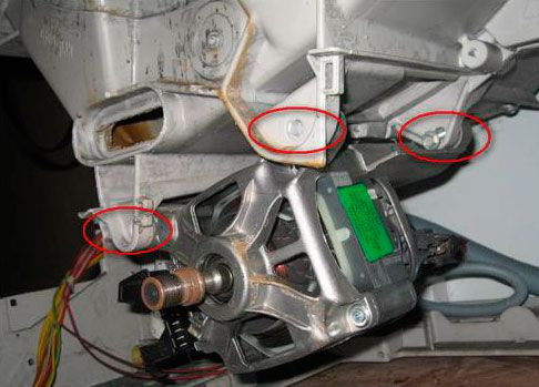Ошибка F12 в стиральной машине Атлант