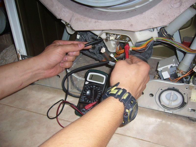 Ошибка F15 в стиральной машине Индезит
