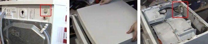 Bosch çamaşır makinesinde F17 hatası