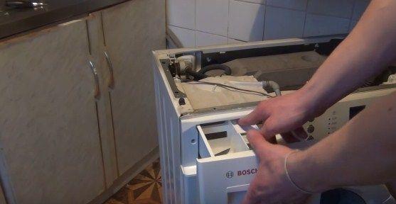 Ошибка F19 в стиральной машине Бош