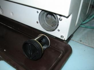Ошибка ОЕ в стиральной машине LG