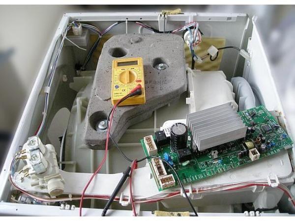 Неполадки с электроникой