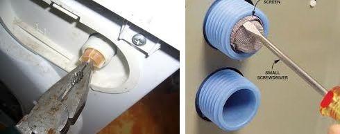 Неисправности стиральных машин Зероватт