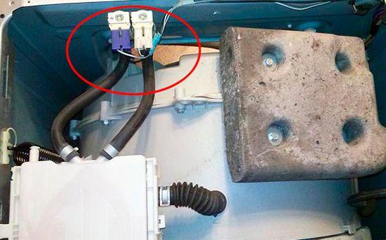 Проблемы с входным клапаном СМ Siemens