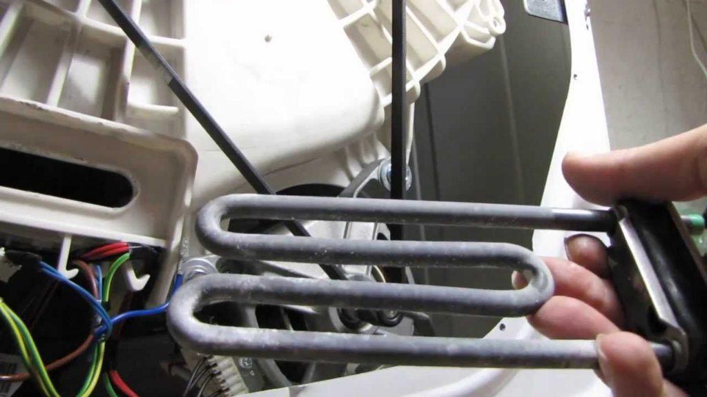 Ошибка F07 в стиральной машине Индезит