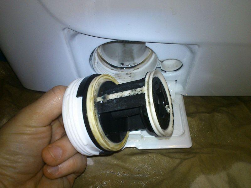 Ошибка H20 в стиральной машине Индезит