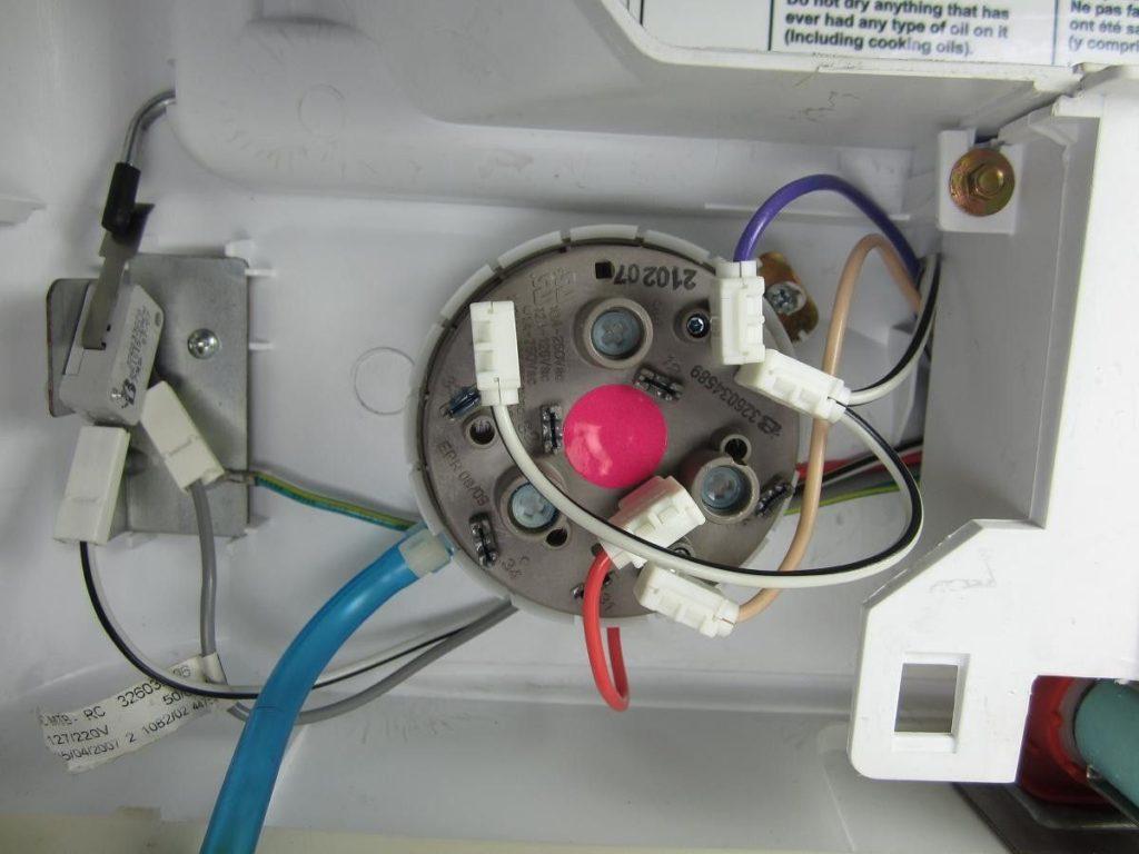Ошибка F04 в стиральной машине Индезит