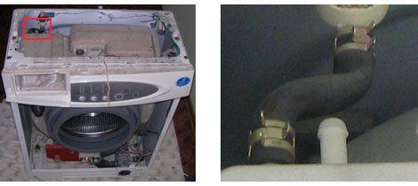 Ошибка F04 в стиральной машине Бош