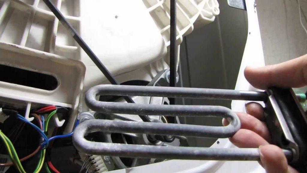 ТЭН и термодатчик в машине Brandt: взаимная проблема