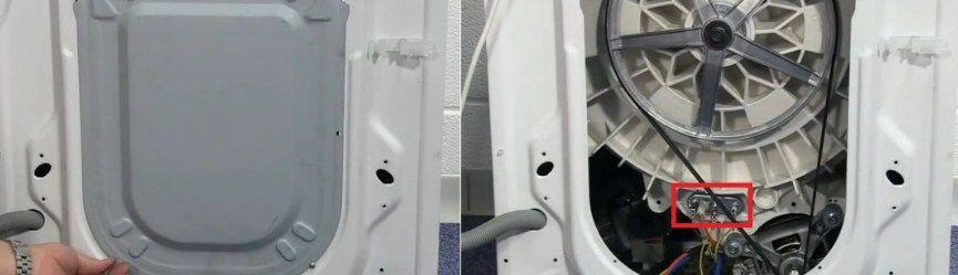 Перегорел ТЭН в машине Gorenje: проверка и замена
