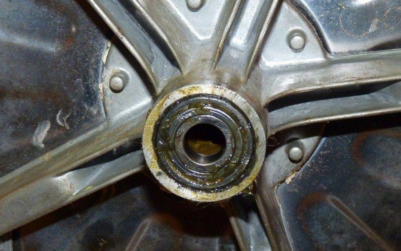 Ошибка F42 в стиральной машине Бош