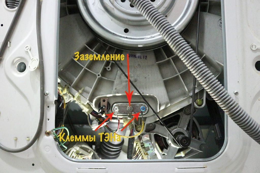 Неисправности стиральных машин Горенье (Gorenje)