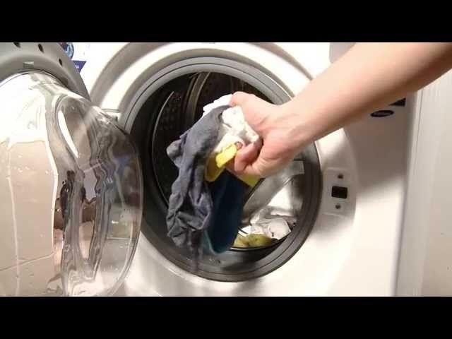 Ошибка 3Е, 3С, ЕА в стиральной машине Samsung